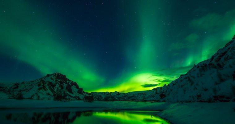 Die beste Reisezeit für Nordlichter