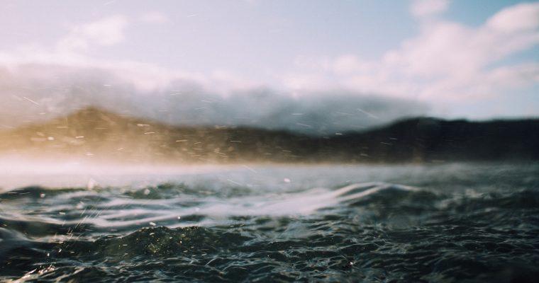 Islands Stürme – Achtung festhalten!