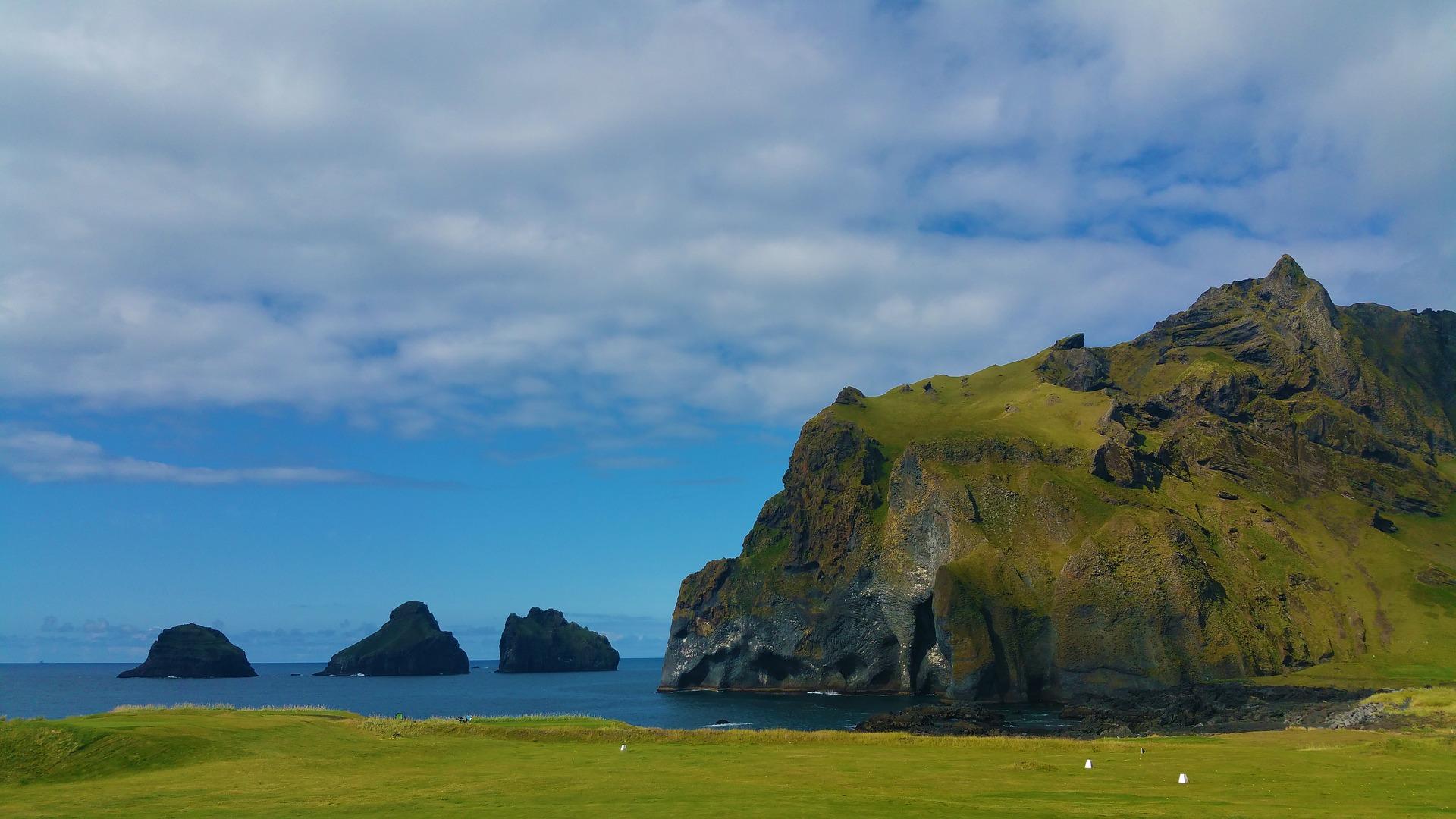 Dyrhólaey: Ein magischer Ort in Island