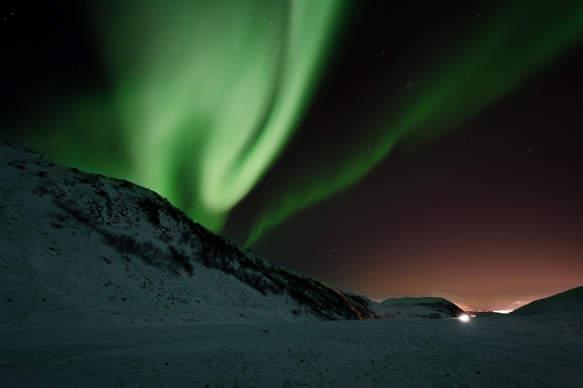 So fotografierst du Nordlichter
